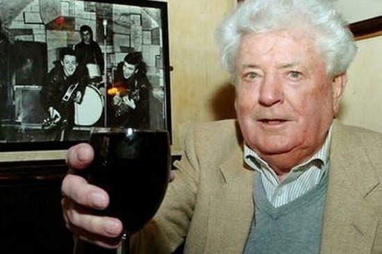 Muere Allan Williams, el primer representante de los Beatles
