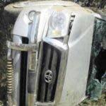 Accidente en Carretera Mao Santiago Rodriguez.24/01/2011/Hoy/Fuente Externa.