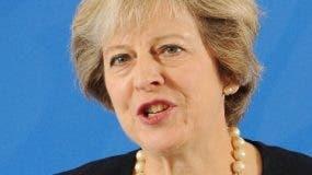 Ministra Theresa May