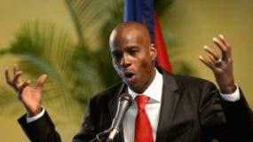 El presidente de Haití Jovenel Moise.