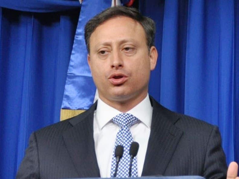 El procurador general  Jean Alain Rodríguez.