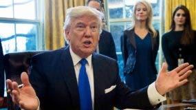 TOPSHOTS Trump signs orders reviving Keystone, Dakota pipelines