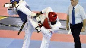 moise hernandez  medalla de oro en el clasificatorio de taekwondo para veracruz/hoy/carlos alonzo/3/4/2014