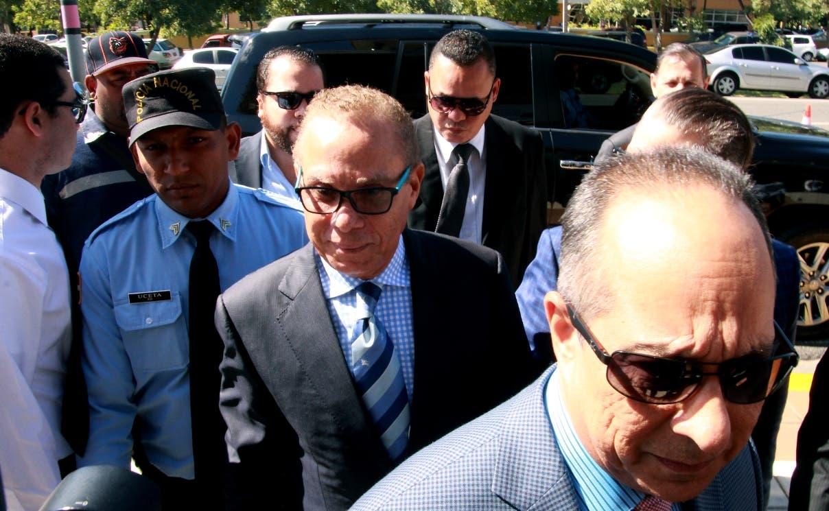Según la Procuraduría, Ángel Rondón era la persona clave en repartición de sobornos pagados por Odebrecht en República Dominicana para obtener contratos millonarios.