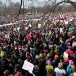 Boston fue otra de las ciudades de EE.UU. con grandes protestas.