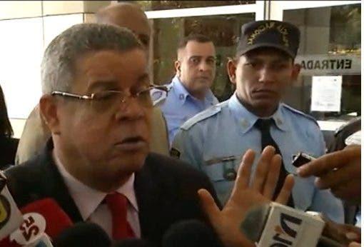 Roberto Rodríguez, exdirector de INAPA en el gobierno de Hipólito Mejía.