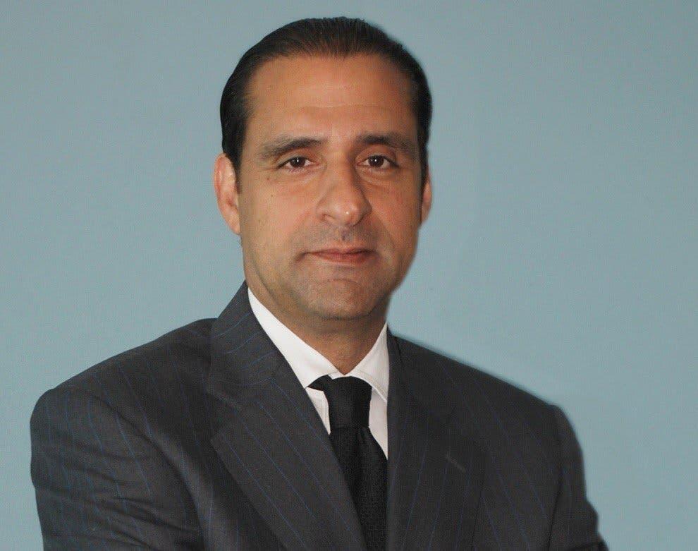 Servio Tulio Castaños Guzmán, vicepresidente ejecutivo de Finjus.