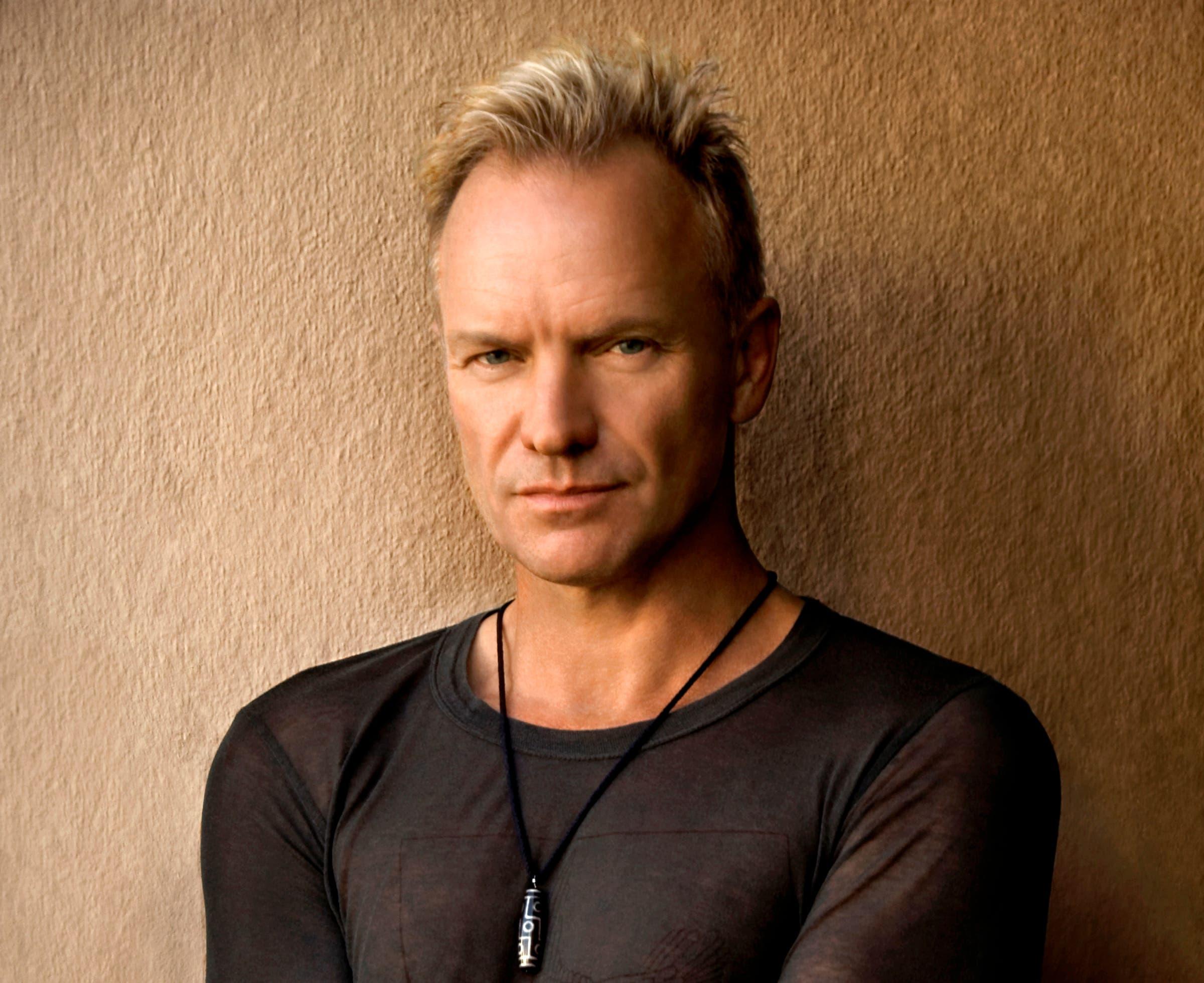 Sting vendrá en mayo a Punta Cana