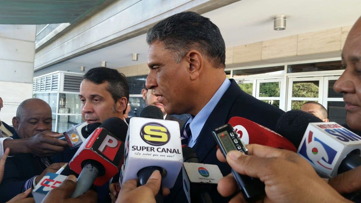 Jesús Vásquez. Foto: @Telenoticiasrd