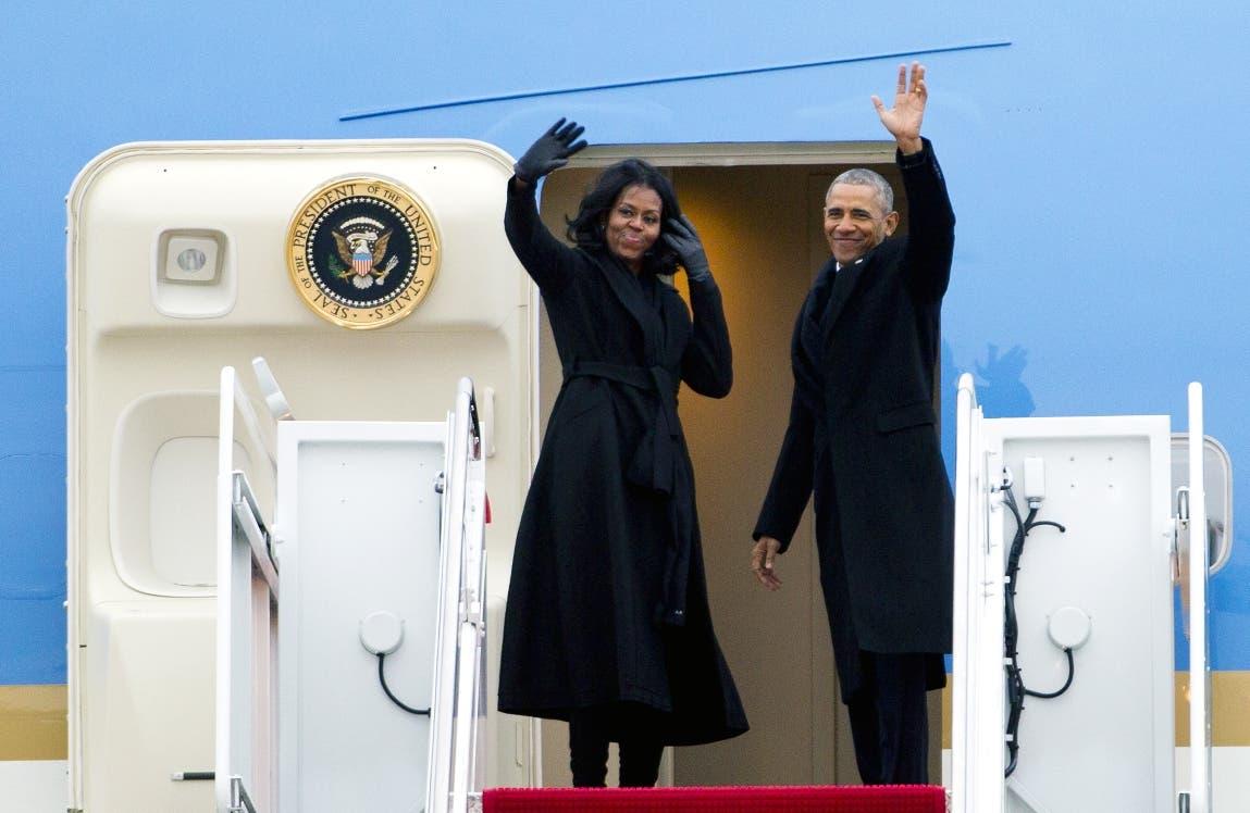 Obama vuelve a Chicago, de donde nunca se fue del todo