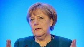 Angela Merkel. AFP