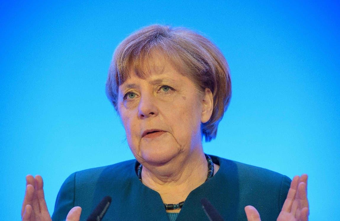 La canciller Angela Merkel dice que no será candidata en 2021