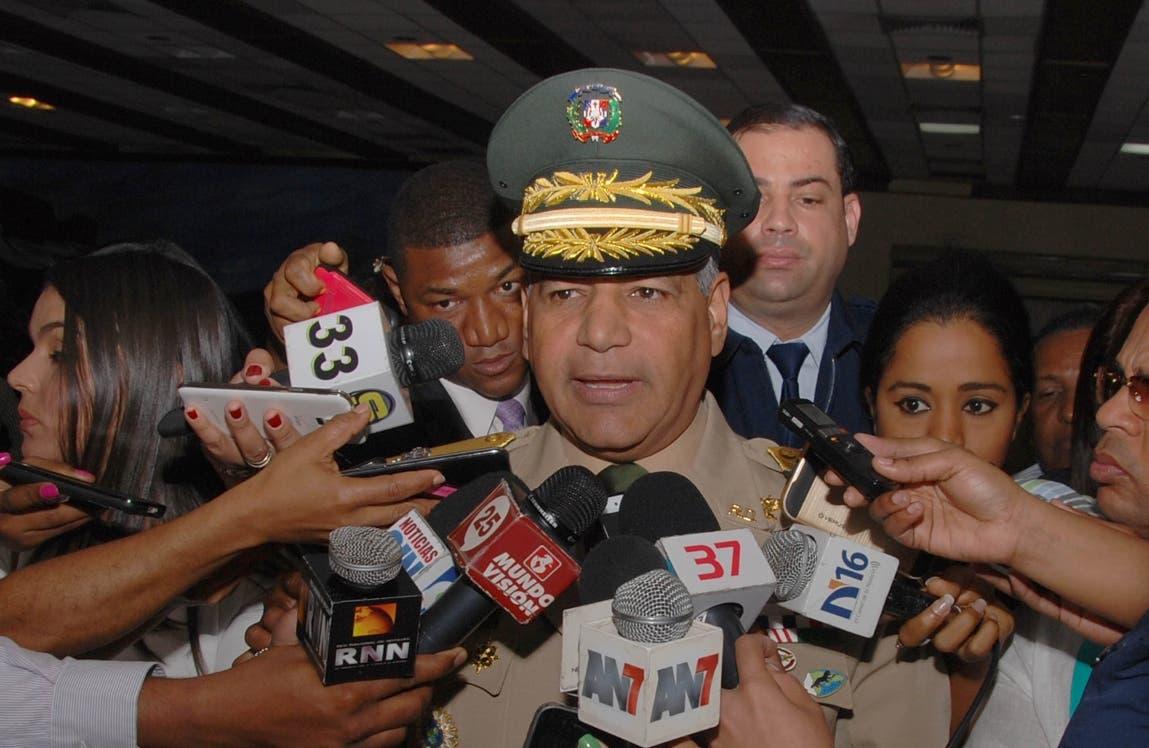 Ministro de Defensa garantiza en las próximas horas serán apresados asesinos escolta de Amarante Baret