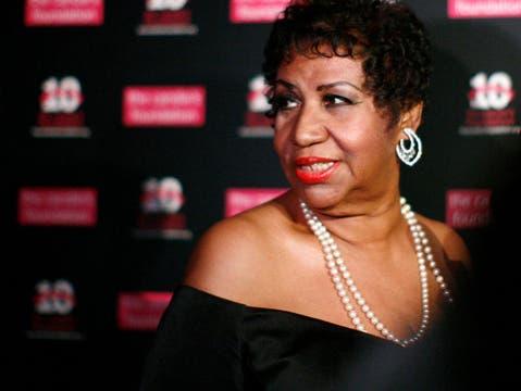La diva del soul Aretha Franklin