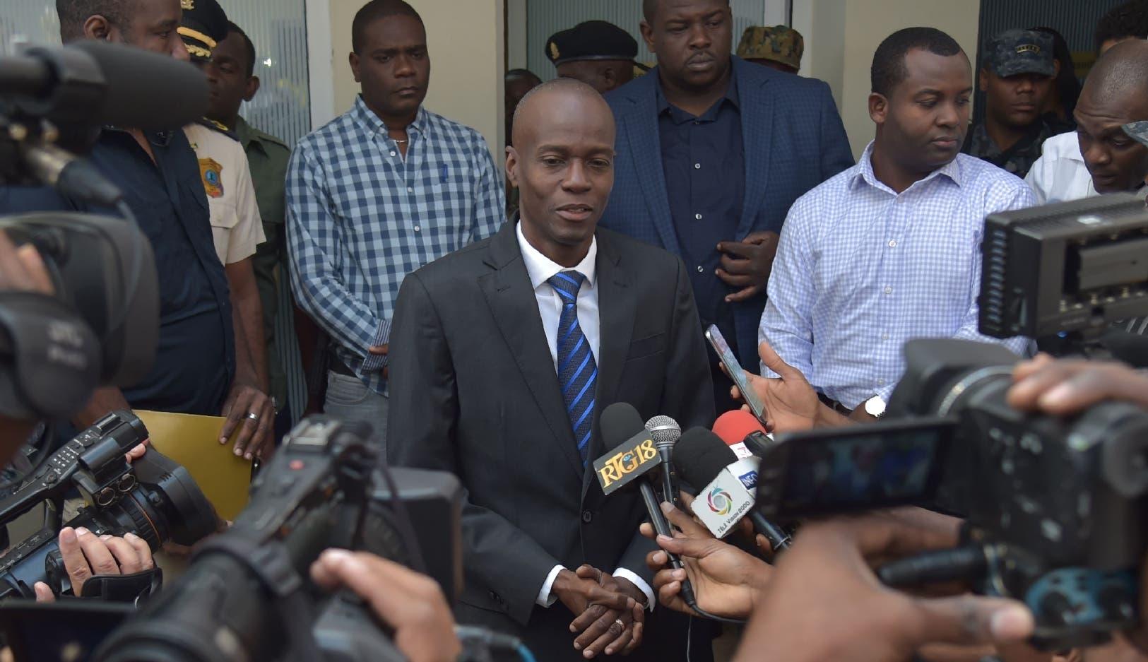 Jovenel Moise asume este martes presidencia de Haití
