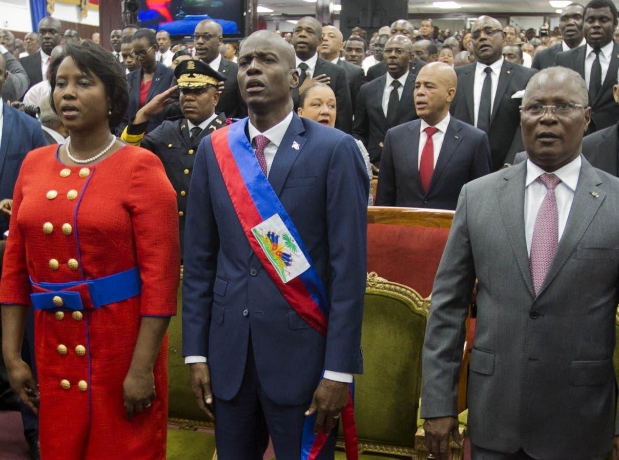 Primera dama de Haití gravemente herida en atentado contra Moise