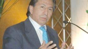 Alejandro Toledo gobernó Perú desde 2001 a 2006. Foto de archivo.