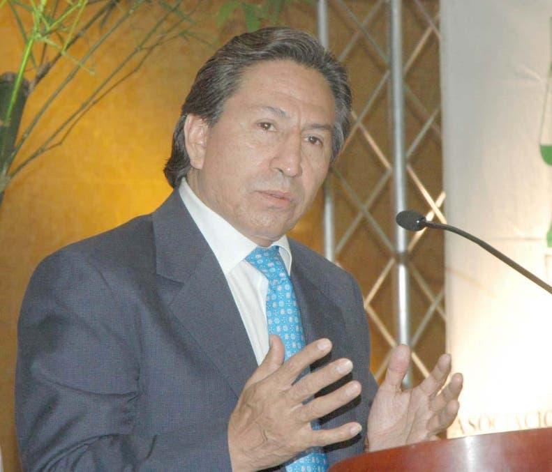 Poder Judicial de Perú afirma que extradición de Toledo aún no se pide a EEUU
