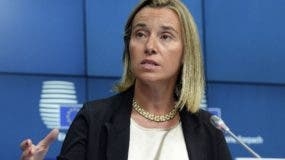 Federica Mogherini. Archivo