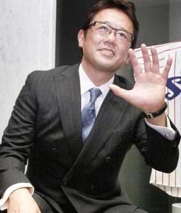 Inmortal del béisbol de Japón llega hoy al país