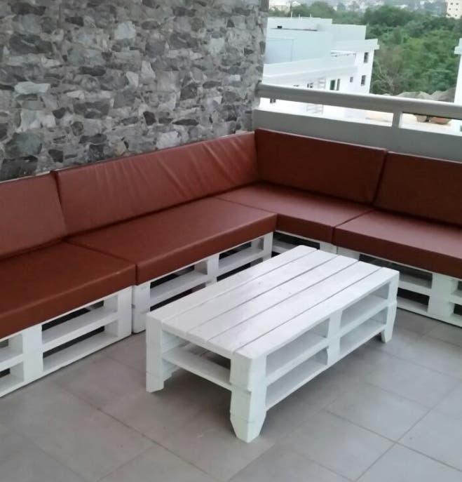 el boom de los muebles en palets - Muebles Palets