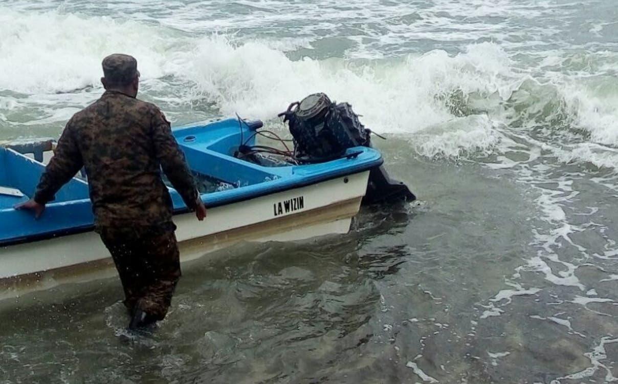 Armada niega robo embarcación en Manzanillo