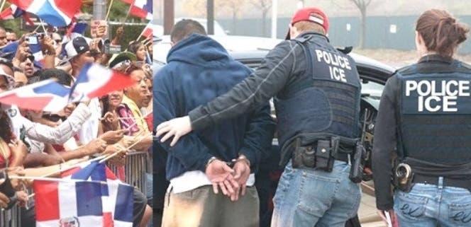 Inmigración NY arresta dominicanos durante redada