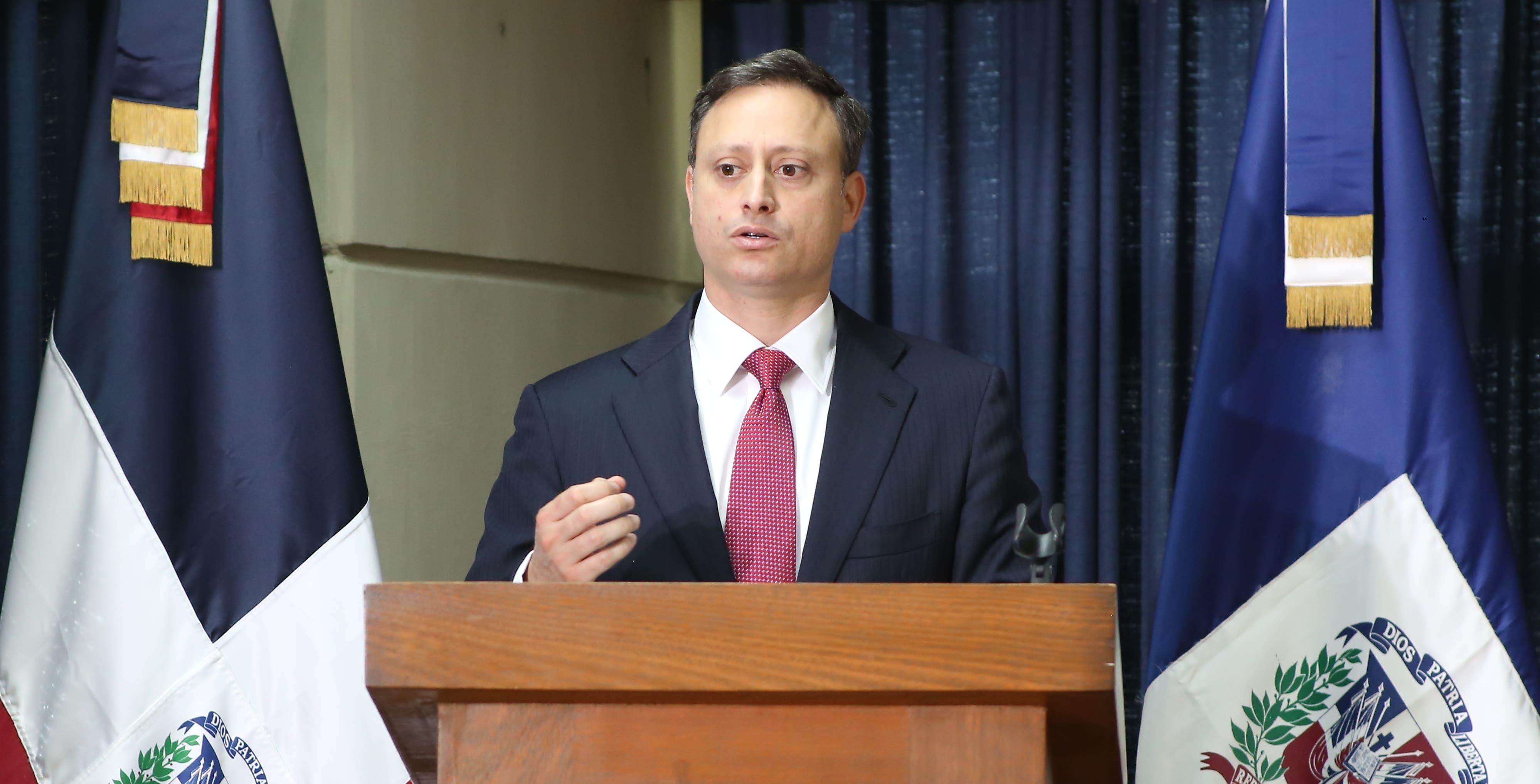 El procurador Jean Alain Rodríguez destacó el logro del privilegio de prontitud tras las negociaciones en Brasil para la entrega de documentos.