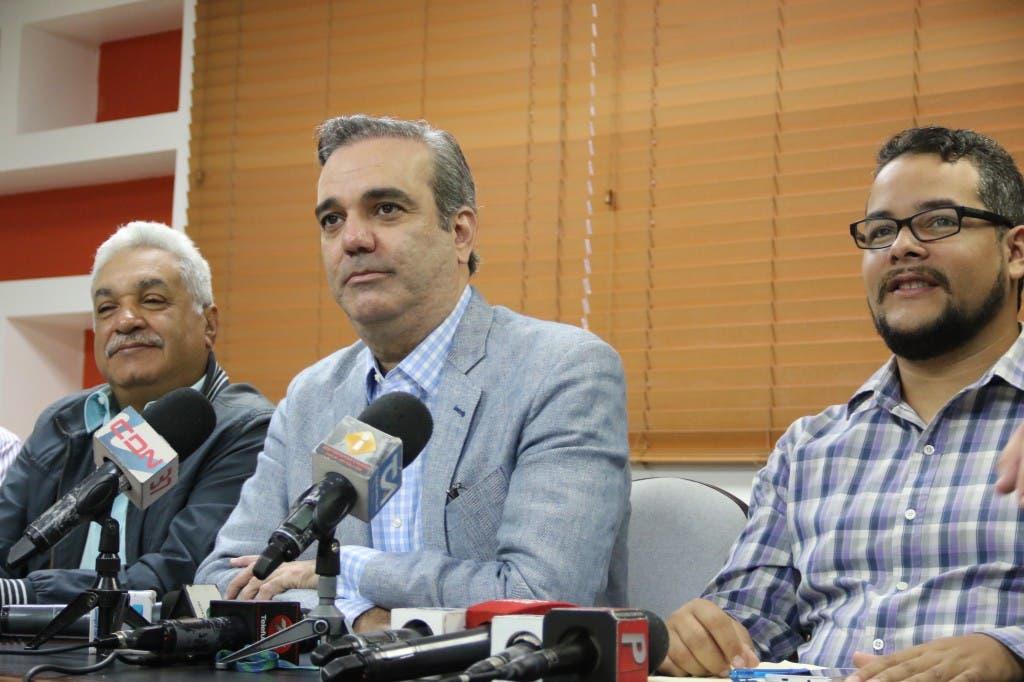 Abinader respalda esfuerzos de productores para revisión del TLC