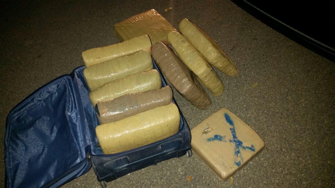 Resultado de imagen para DICAN apresa tres personas con 20 paquetes de marihuana en Mao