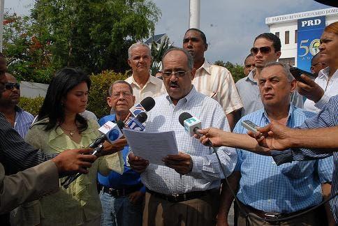 Resultado de imagen para Leonardo Faña, presidente frente agropecuario del PRM