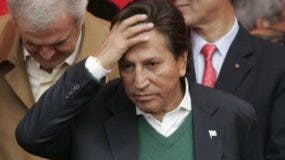 Expresidente Alejandro Toledo