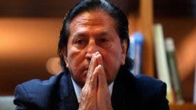 El expresidente del Perú Alejandro Toledo (2001-2006). Foto de archivo.