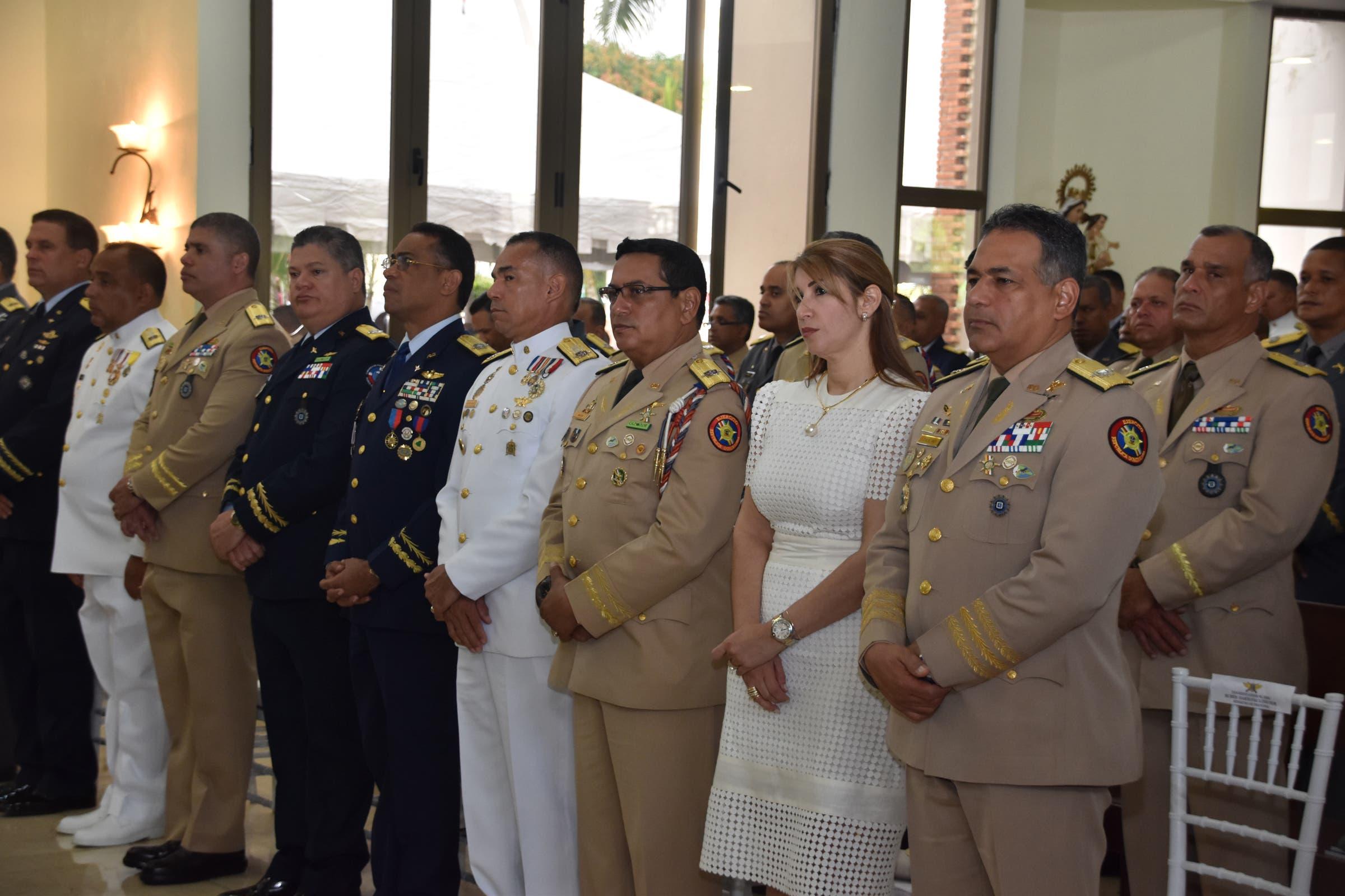 Paulino Sem afirma Fuerzas Armadas avanzan en su profesionalización