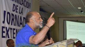 Eduardo Hidalgo , presidente de la ADP.