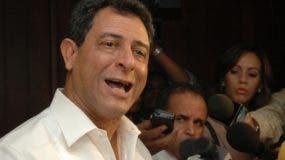 Félix -Felucho- Jiménez,  miembro del Comité Político del PLD.