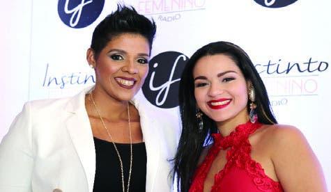 Hilda Arzeno y Violeta Ramírez.