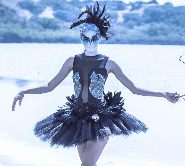 """""""El Lago de los Cisnes"""", historia donde se vence el miedo."""