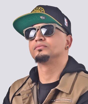 El cantante NG Gunz