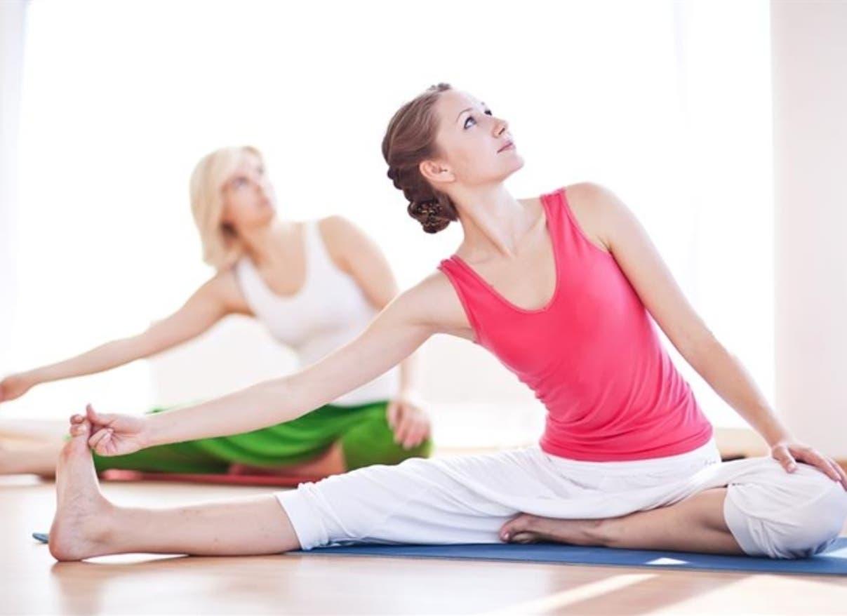 La práctica regular de yoga nos hace más eficientes.