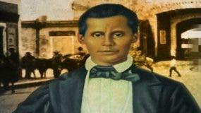 Francisco del Rosario Sánchez fue una figura clave para la independencia del país junto a   Juan Pablo Duarte y Matías Ramón Mella.