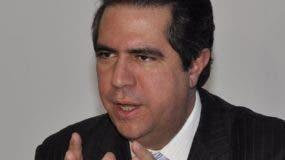 Francisco Javier García, ministro de Turismo.