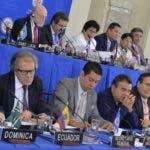La Organización de Estados Americanos busca que Venezuela llame a elecciones antes de tiempo. Archivo