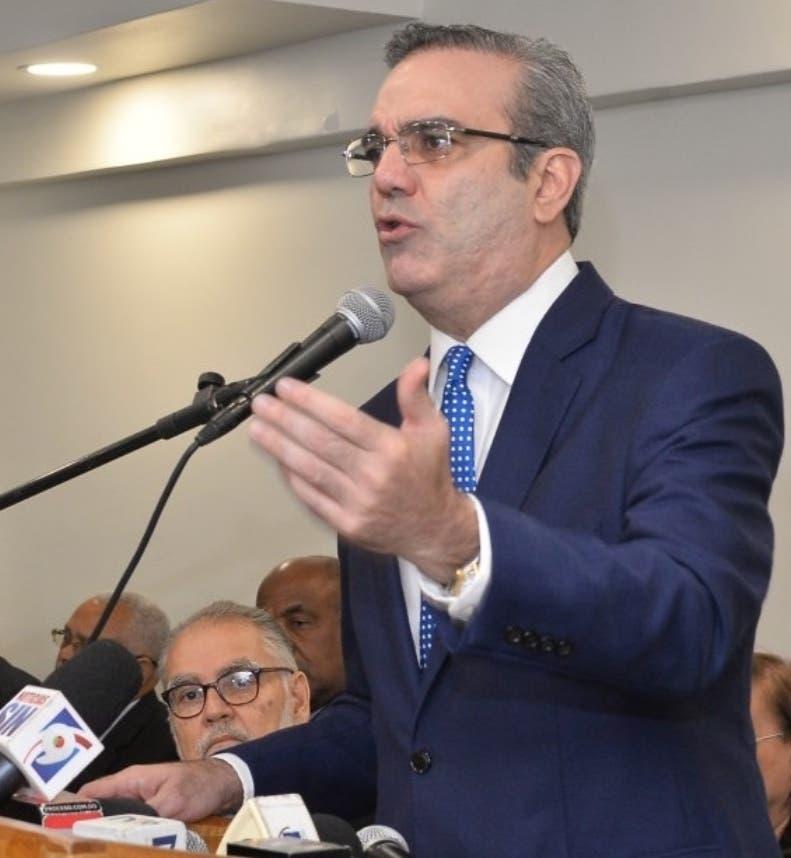Abinader resalta PRM encarna legado ético y lucha social de Peña Gómez