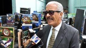 Oscar Chalas,  director de Casinos y Juegos de Azar.