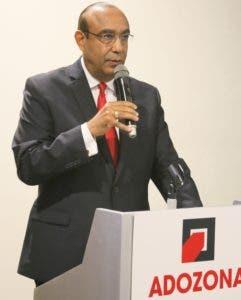Federico Domínguez Aristy, nuevo presidente de Adozona.