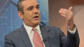 Luis Abinader, excandidato presidencial del PRM.