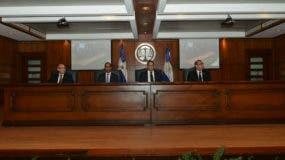Mariano Germán juramentó a  39 nuevos jueces de Paz egresados de la Escuela Nacional de la Judicatura (ENJ)