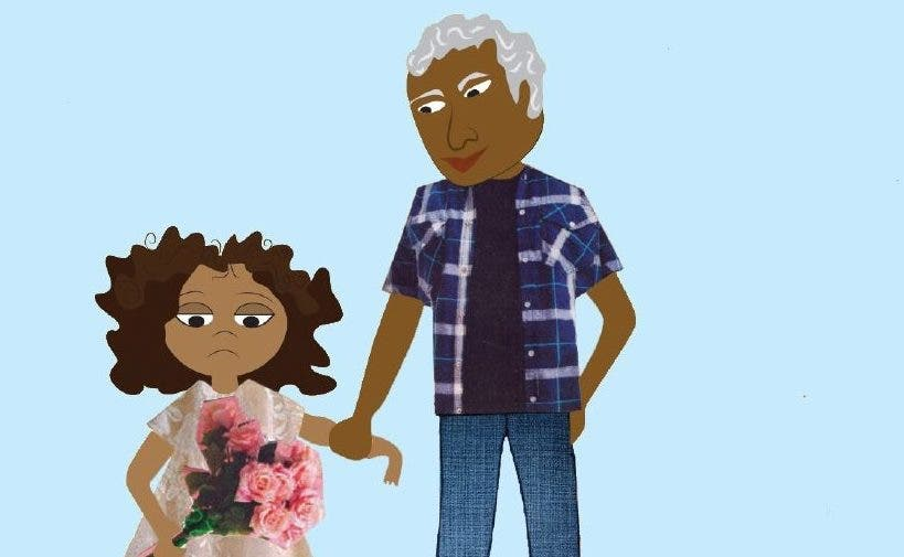 Matrimonio infantil, un tema superado