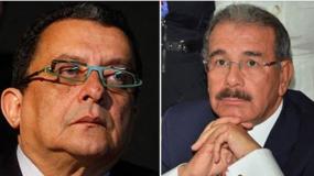 Joao Santana (izquierda) dirigió la campaña del presidente Danilo Medina (der.) en el 2012 y fue su principal asesor en el 2016.